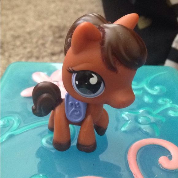 Littlest Pet Shop Horse Figure #627